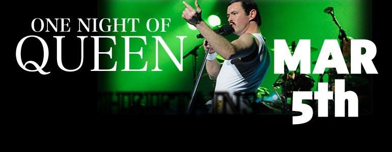 A Night OfQueen