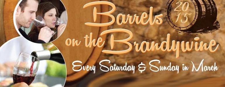 Barrels on theBrandywine